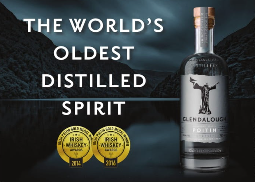 International Poitin Day - Glendalough Distillery
