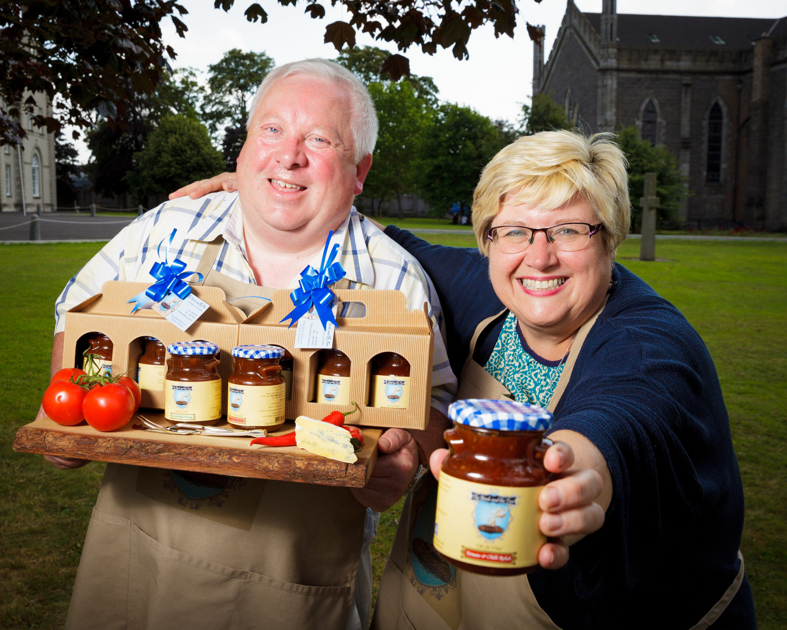 The Birds and The Teas will be in Supervalu on October 30 as part of Wicklow Naturally's October Feast