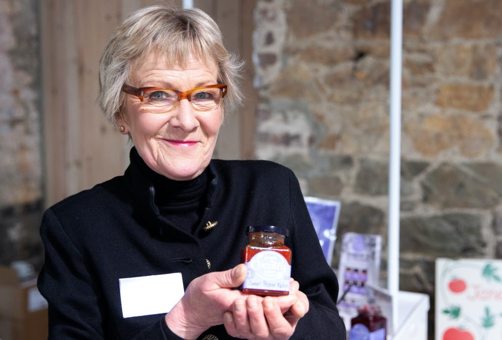 Wicklow food producer - Janet Drew from Janet's Country Fayre