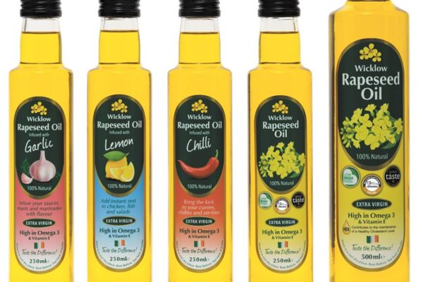 Meet The Maker – Wicklow Rapeseed Oil at Supervalu
