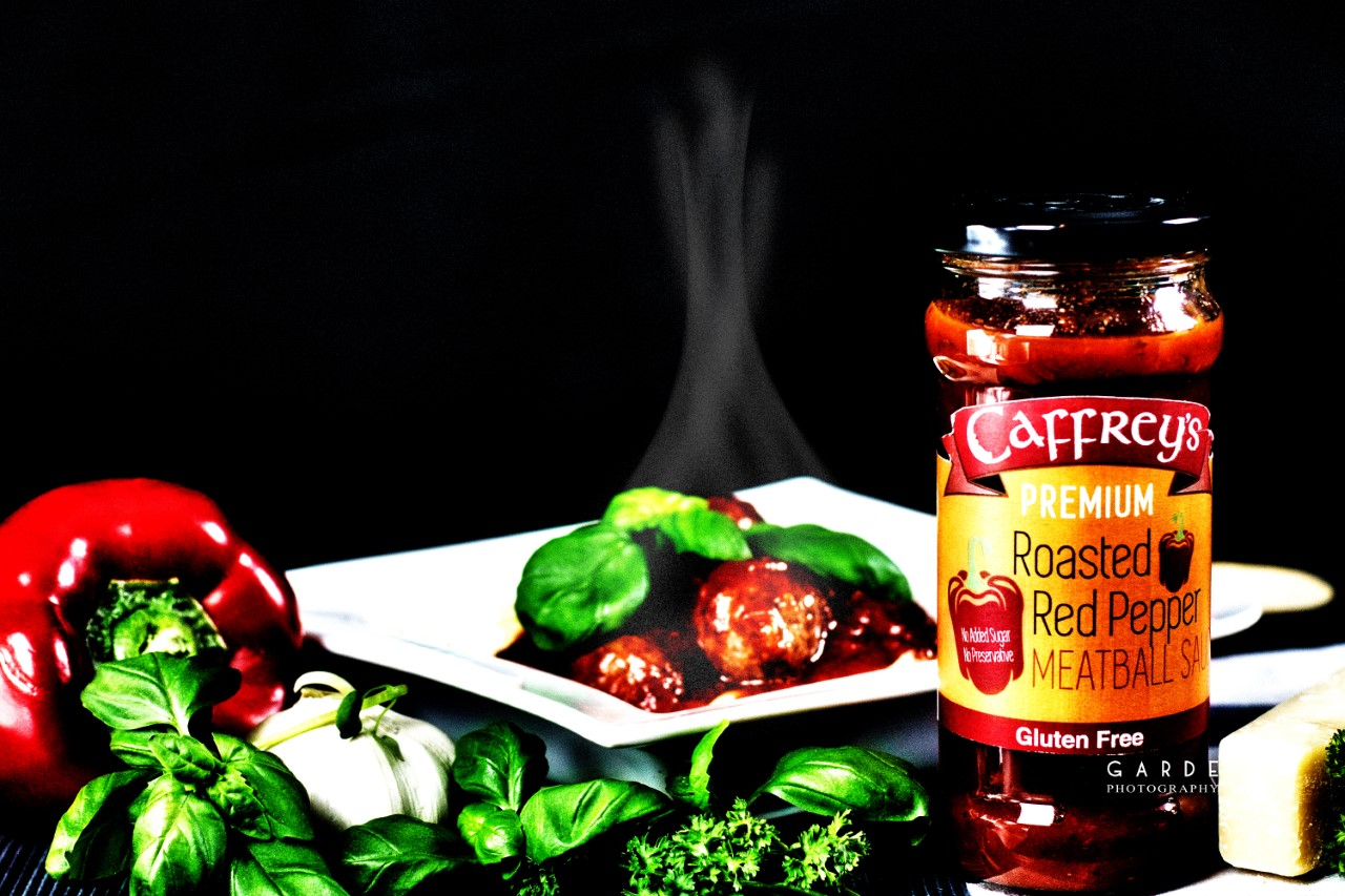 Caffrey's Sauces Meatball Sauce, food and drink County Wicklow