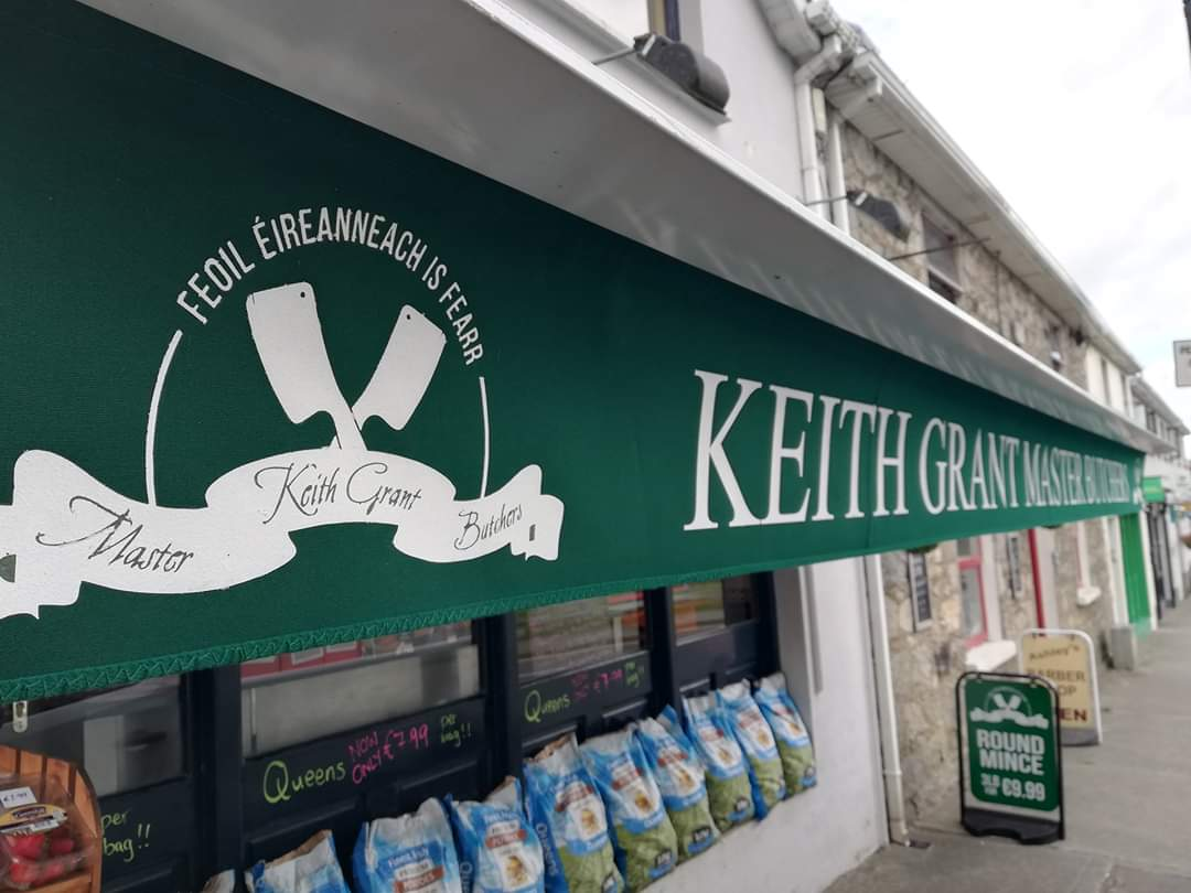 Keith Grant Master Butchers - shop in Roundwood, County Wicklow