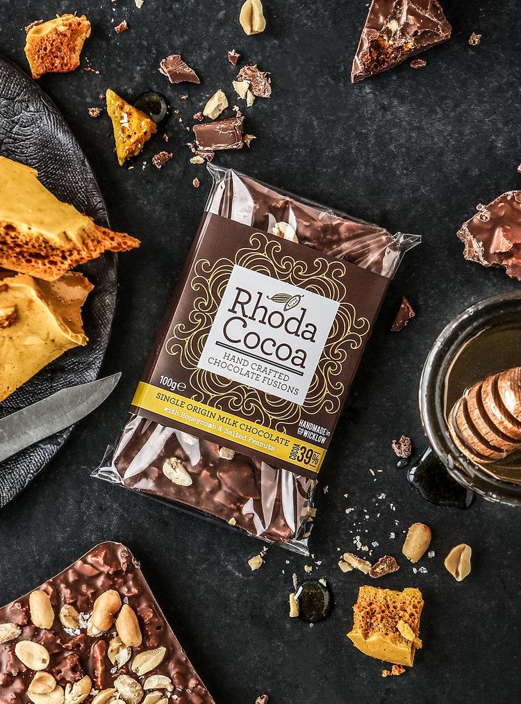 Rhoda Cocoa - product-honeycomb-peanuts-milkchoc