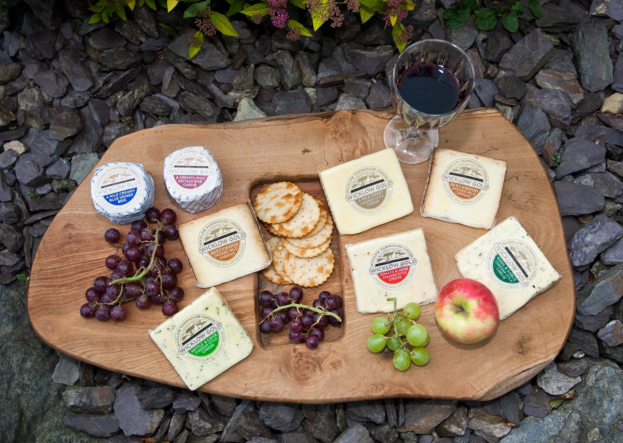 Wicklow Farmhouse Cheese - proud to be a member of Wicklow Naturally