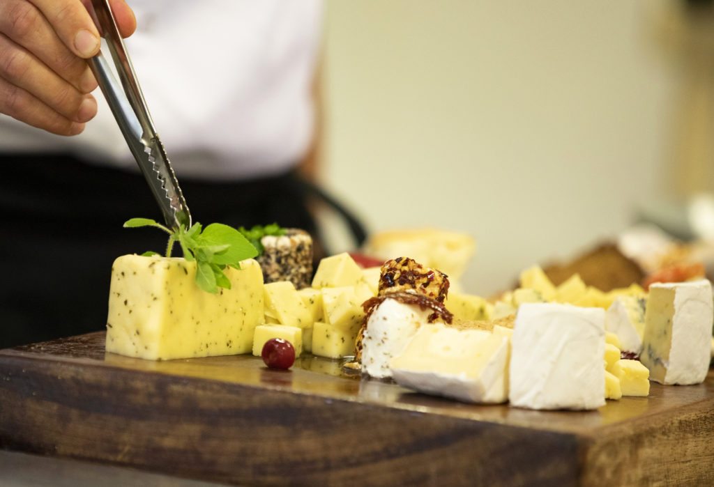 Wicklow Signature Dishes - the Aislinn Cheeseboard