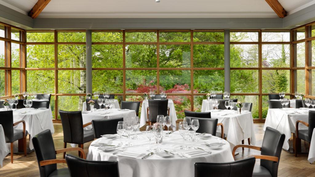 The Druids Glen - Hugo's Restaurant - Atrium