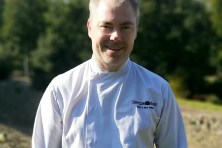 Neal Kearns is the new executive head chef at Druids Glen Hotel & Golf Resort