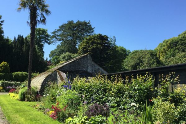 CANCELLED: Walled Garden Tour at Russborough House
