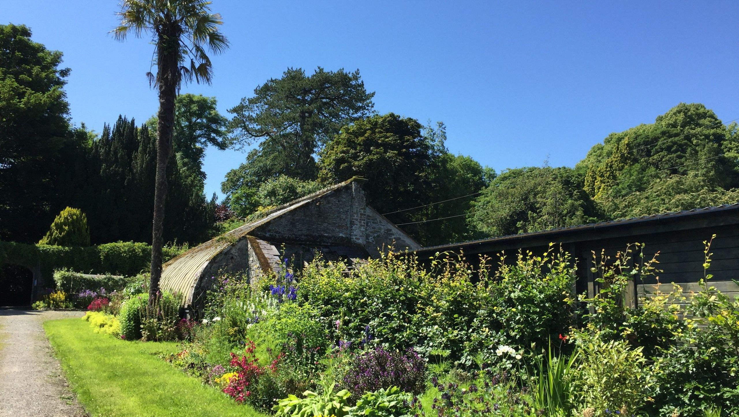 Russborough House Walled Garden Tour - Wicklow Naturally October Feast