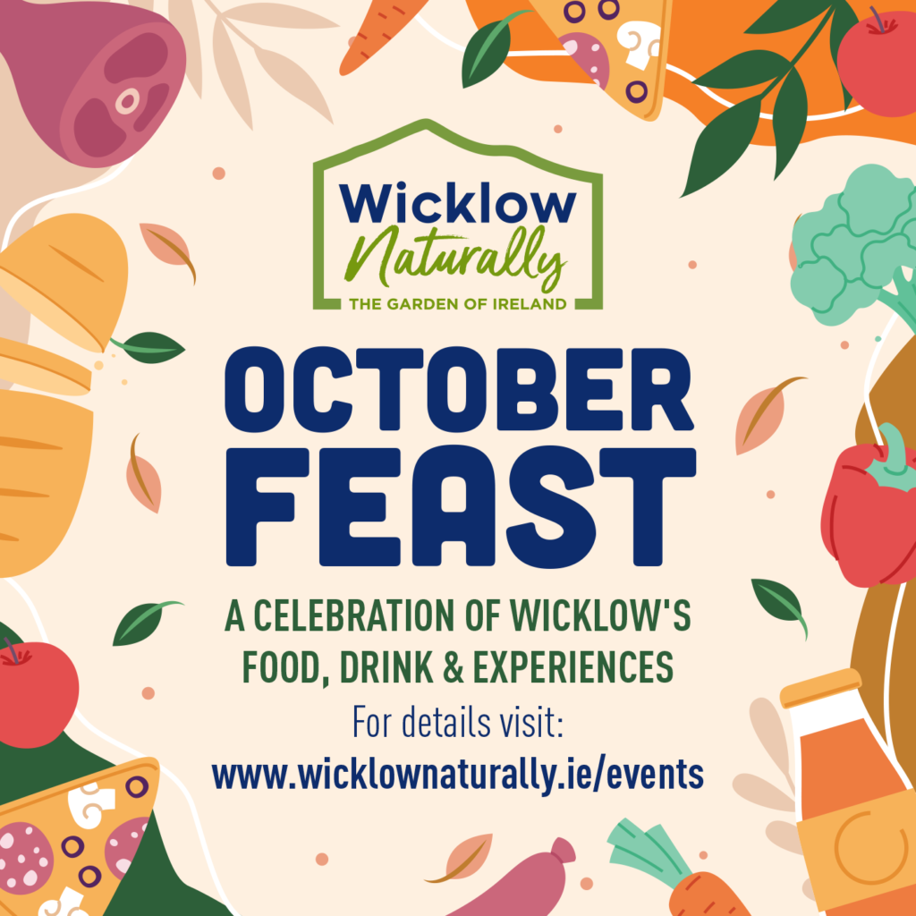 Welcome to Wicklow Naturally's October Feast