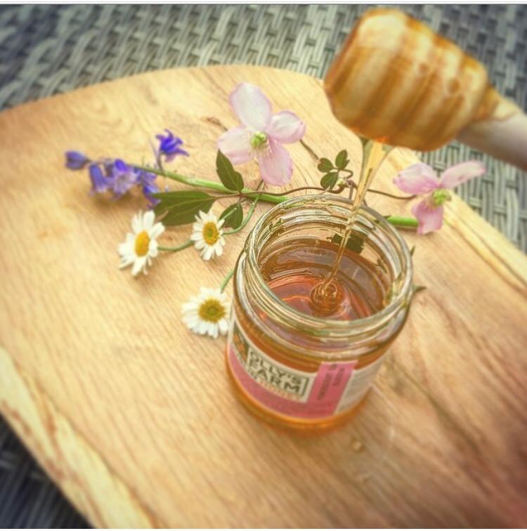Olly's Farm Honey - with hives in Killruddery and Powerscourt