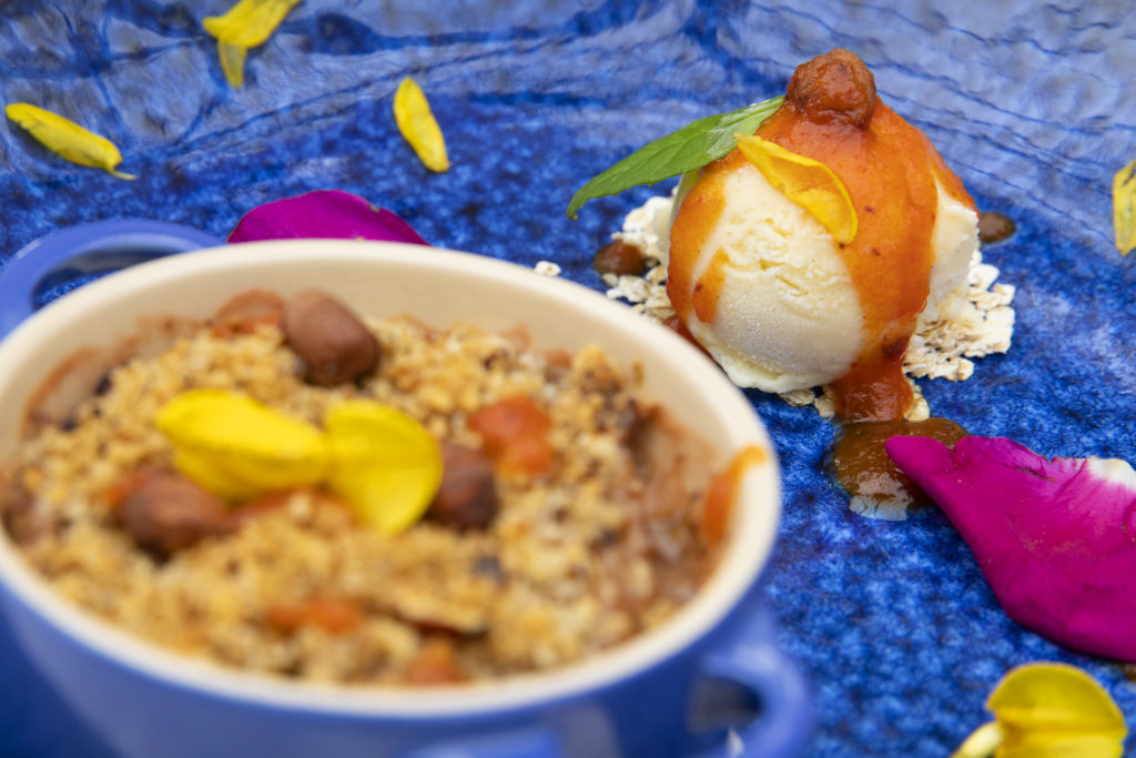 Wicklow Signature Dishes - The Glen of Imaal Crumble