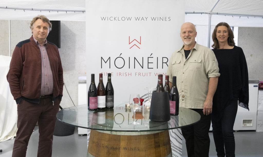 RTE Nationwide will feature Wicklow Way Wines (Winery), Wicklow Naturally and Visit Wicklow on Friday, October 23 at 7pm