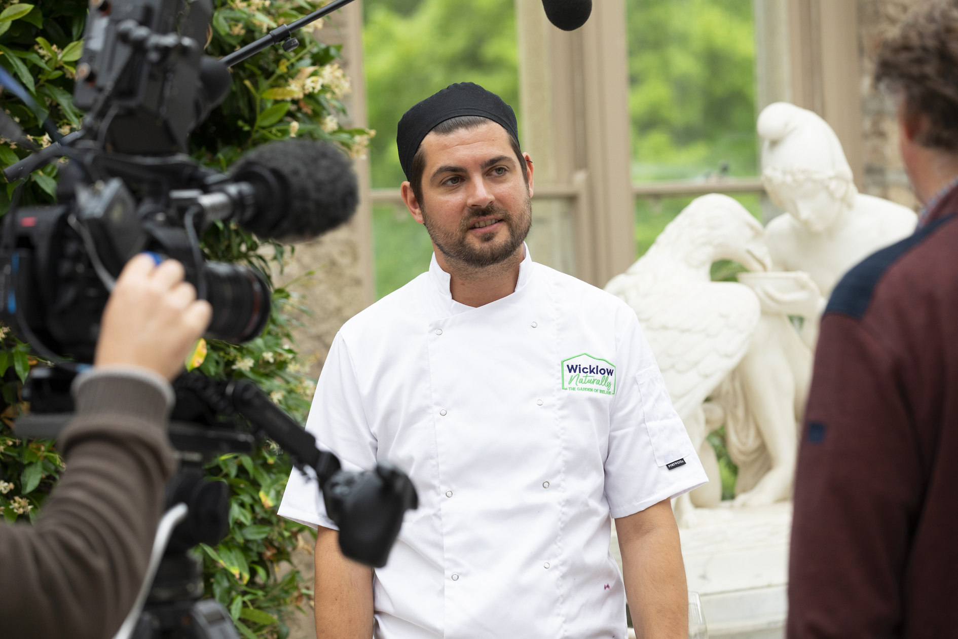 Wicklow Naturally Signature Dishes are to be showcased on RTE Nationwide during Wicklow Naturally's October Feast