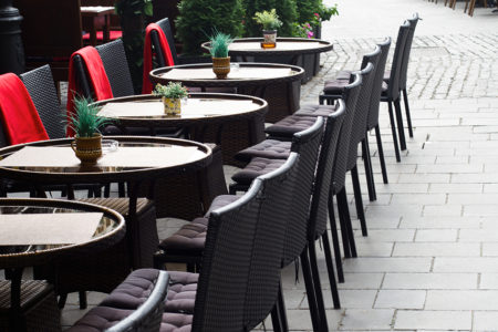 Applications for funding under the Outdoor Seating and Accessories for Tourism and Hospitality Business Scheme is now open