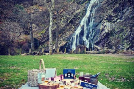Powerscourt Distillery have launched their new Fercullen Food and Folklore Hamper containing many other Wicklow Naturally members products