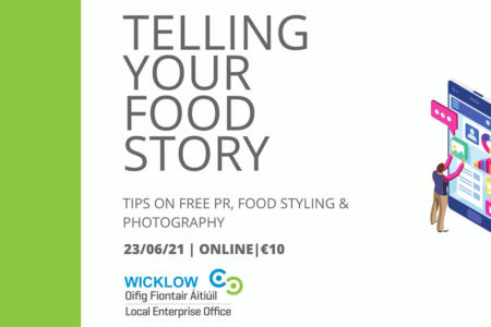 Telling Your Food Story workshop