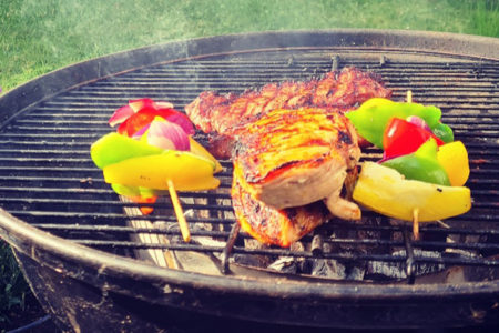 It's officially BBQ season so why not fire up the coals and indulge yourself with the delicious taste of Wicklow…