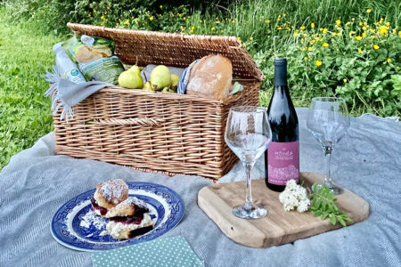 Some top tips for a perfect picnic this summer… while supporting our Wicklow Naturally Family