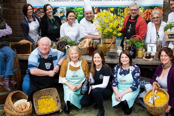 Wicklow Naturally Market at Fitzwilliam Square – October 9th 2021