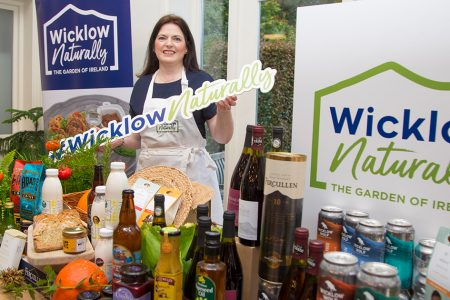 Mid-harvest celebration of Wicklow Naturally's October Feast